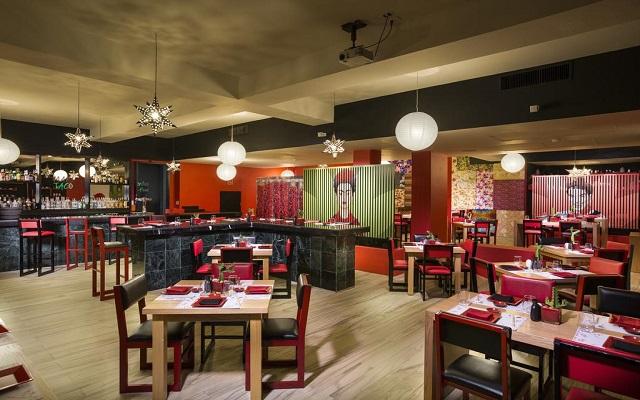 Hotel Grand Oasis Palm, Restaurante Maki Taco