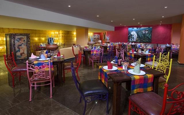 Hotel Grand Oasis Palm, gastronomía de calidad