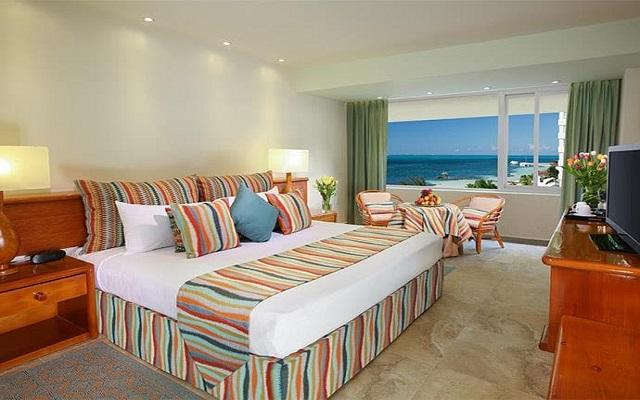 Hotel Grand Oasis Palm, habitaciones con todas las amenidades
