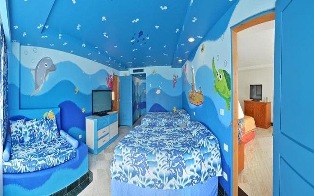 Hotel Grand Oasis Palm, espacios preparados para los más pequeños