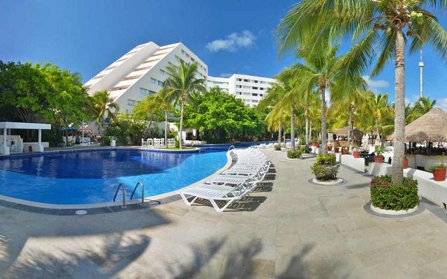Hotel Grand Oasis Palm Romántico