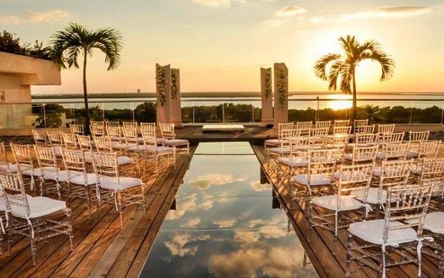 Hotel Grand Oasis Sens, tu boda como la imaginaste