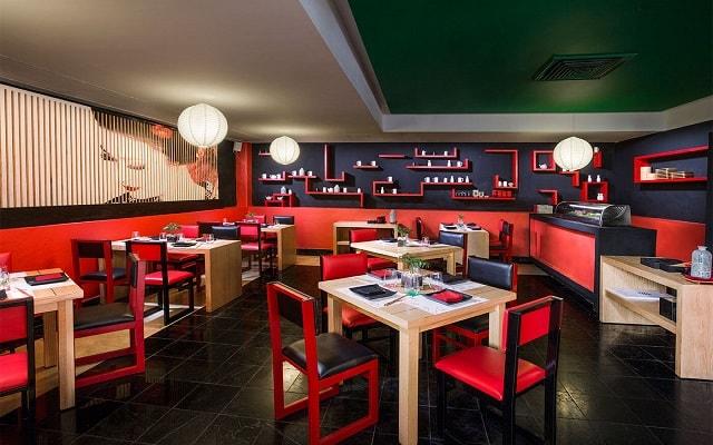 Hotel Grand Oasis Sens, gastronomía de calidad