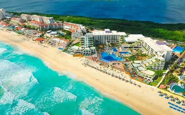 Hotel Grand Oasis Sens, atención personalizada desde el inicio de tu estancia