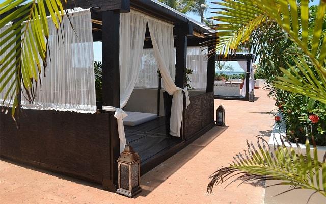 Hotel Grand Oasis Sens, permite que te consientan en el spa