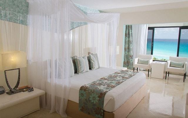 Hotel Grand Oasis Sens, amenidades en cada sitio