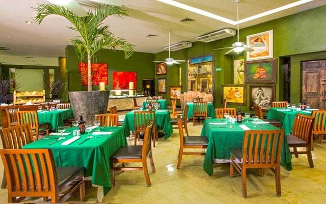 Hotel Grand Oasis Tulum, escenario ideal para tus alimentos