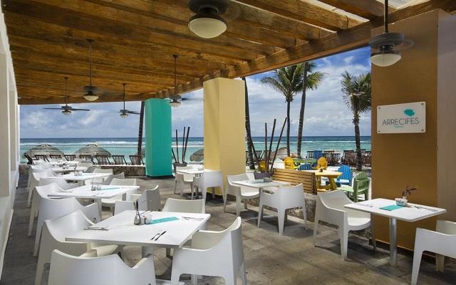 Hotel Grand Oasis Tulum, Restaurante Accecifes