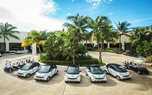 Hotel Grand Oasis Tulum, renta de autos