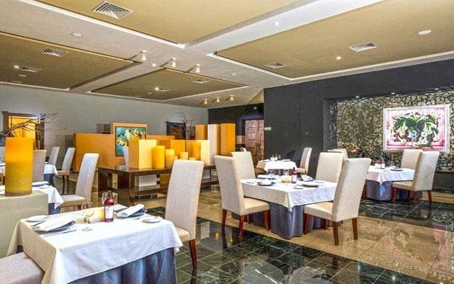 Hotel Grand Oasis Tulum, Restaurante Careyes