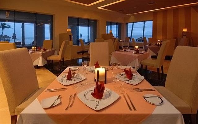Hotel Grand Oasis Tulum, restaurante solo para adultos