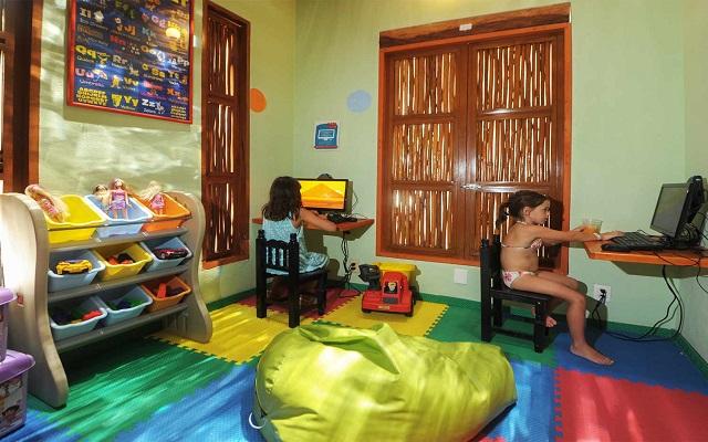 Hotel Grand Oasis Tulum, club de niños