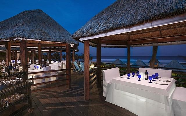 Hotel Grand Oasis Tulum, cenas con vistas alucinantes