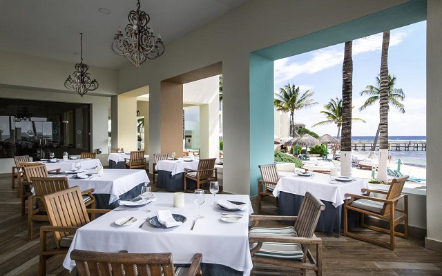 Hotel Grand Oasis Tulum, buena y variada oferta gastronómica