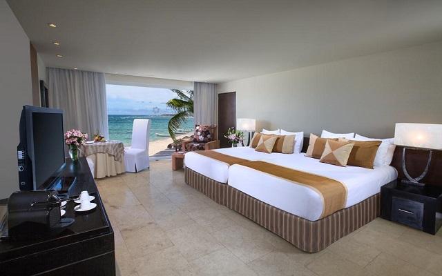 Hotel Grand Oasis Tulum, amplias y luminosas habitaciones