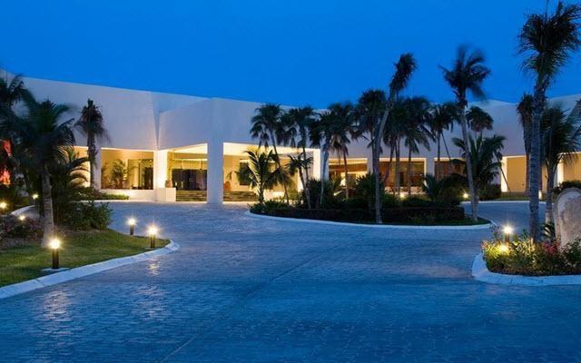 Hotel Grand Oasis Tulum, ingreso