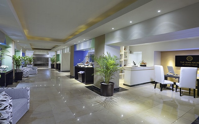 Hotel Grand Oasis Tulum, instalaciones limpias y acogedoras