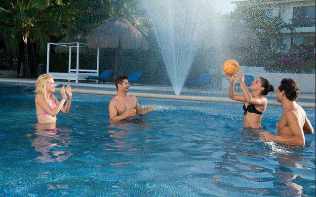 Hotel Grand Oasis Tulum, comparte divertidos momentos con amigos
