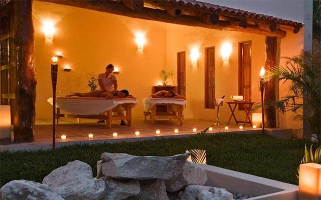 Hotel Grand Oasis Tulum, permite que te consientan con un masaje