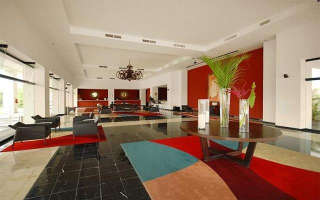 Hotel Grand Oasis Tulum, recepción