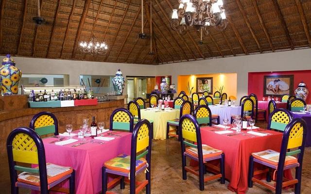 Hotel Grand Oasis Tulum, Restaurante Sarape