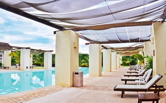 Hotel Grand Palladium Colonial Resort and Spa, escenarios fascinantes