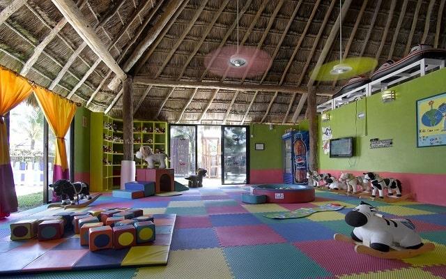 Hotel Grand Palladium Colonial Resort and Spa, club de niños