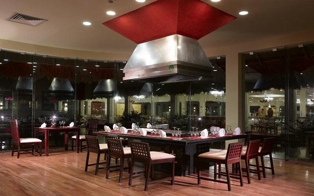 Hotel Grand Palladium Colonial Resort and Spa, escenario ideal para tus alimentos