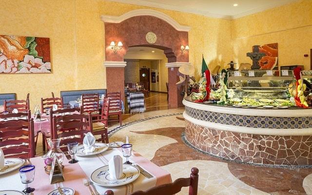 Hotel Grand Palladium Colonial Resort and Spa, buena propuesta gastronómica