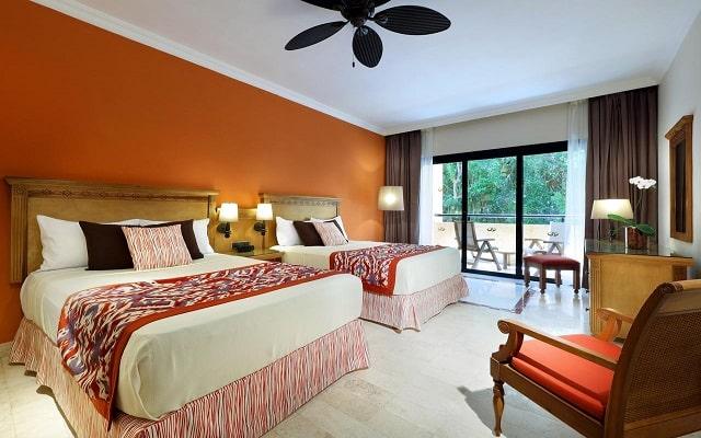 Hotel Grand Palladium Colonial Resort and Spa, habitaciones bien equipadas