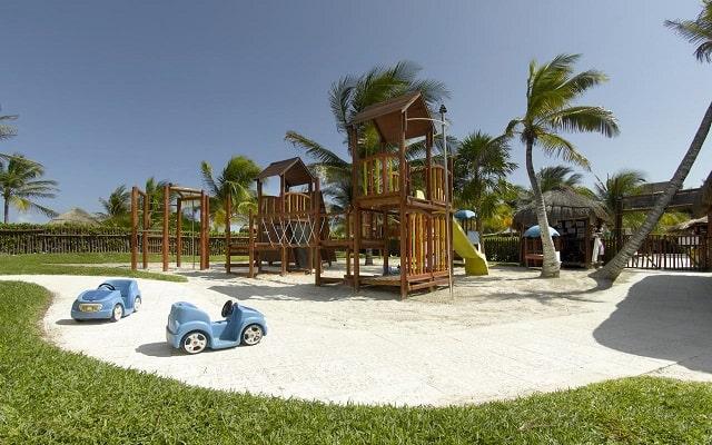 Hotel Grand Palladium Colonial Resort and Spa, área de juegos