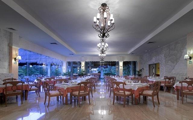 Hotel Grand Palladium Colonial Resort and Spa,sitio ideal para tus alimentos