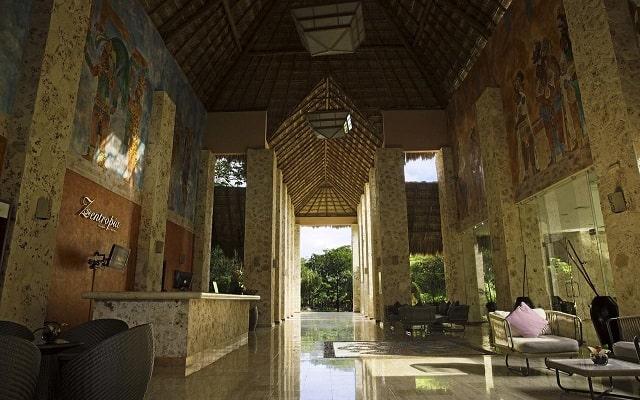 Hotel Grand Palladium Colonial Resort and Spa, permite que te consientan en el spa