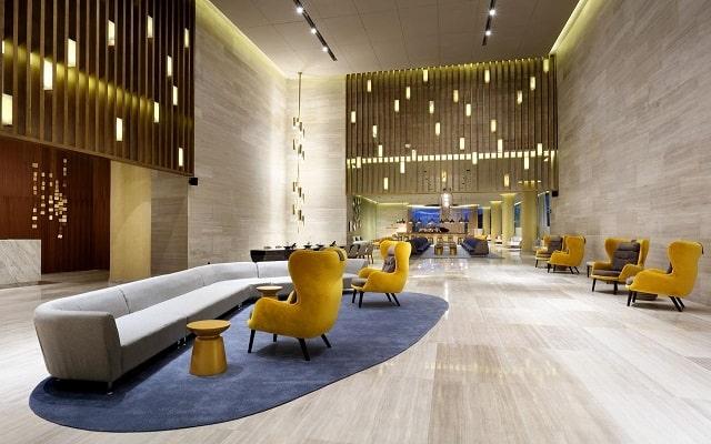 Hotel Grand Palladium Costa Mujeres Resort and Spa, atención personalizada desde el inicio de tu estancia