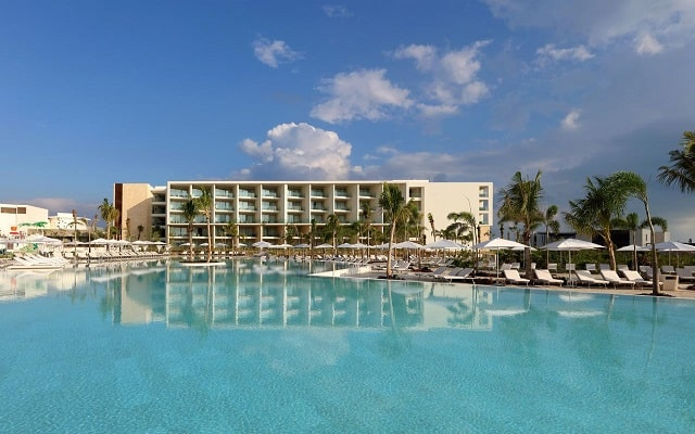 Hotel Grand Palladium Costa Mujeres Resort and Spa, disfruta el Caribe
