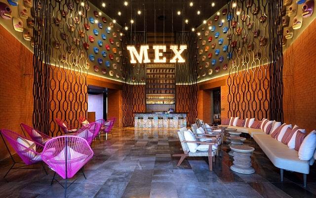 Hotel Grand Palladium Costa Mujeres Resort and Spa, espacios de diseño