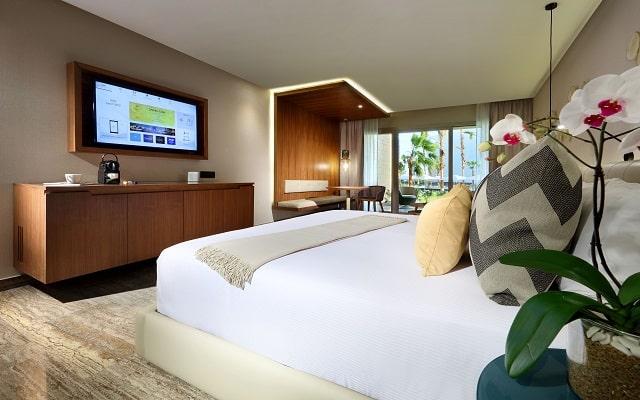 Hotel Grand Palladium Costa Mujeres Resort and Spa, habitaciones bien equipadas