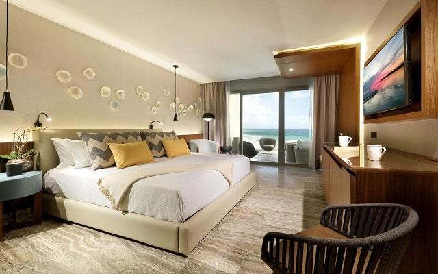 Hotel Grand Palladium Costa Mujeres Resort and Spa, habitaciones con todas las amenidades
