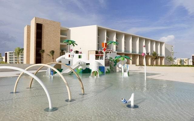 Hotel Grand Palladium Costa Mujeres Resort and Spa, parque acuático