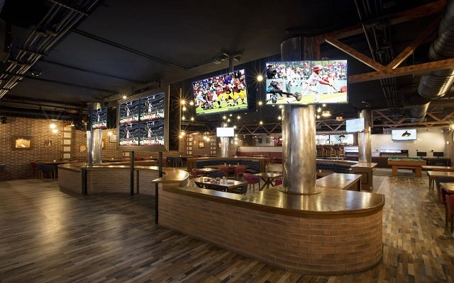 Hotel Grand Palladium White Sand Resort and Spa, relájate en el bar