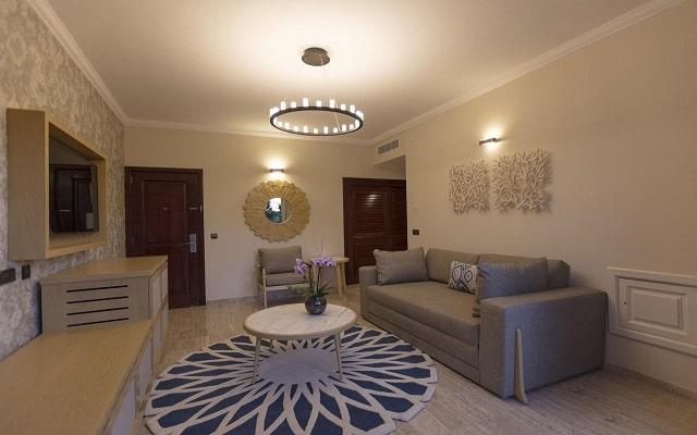 Hotel Grand Palladium White Sand Resort and Spa, habitaciones bien equipadas