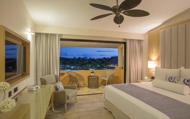 Hotel Grand Palladium White Sand Resort and Spa, luminosas habitaciones