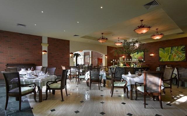 Hotel Grand Palladium White Sand Resort and Spa, escenario ideal para tus alimentos
