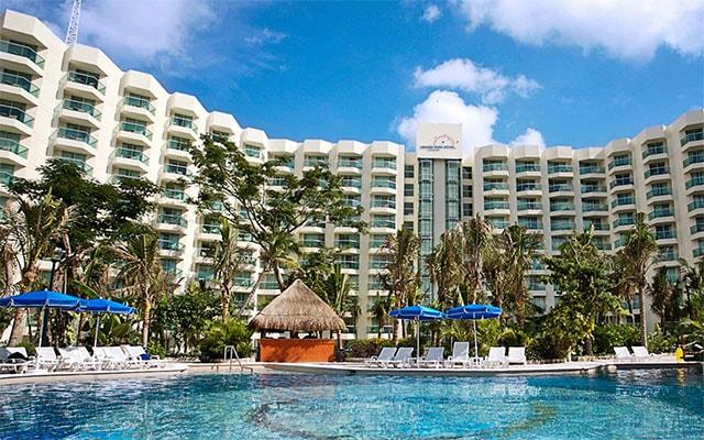 Hotel Grand Park Royal Cozumel All Inclusive, disfruta de su alberca al aire libre