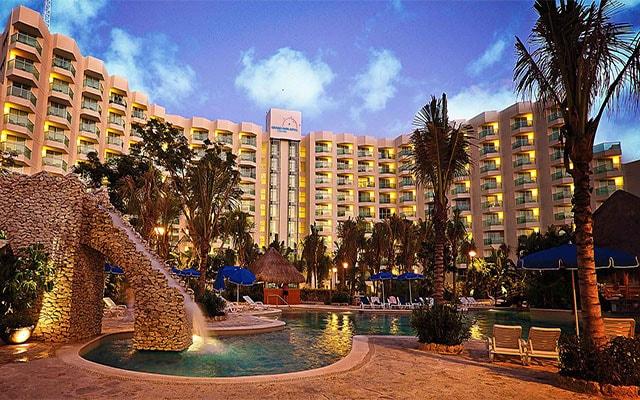 Hotel Grand Park Royal Cozumel All Inclusive, cómodas instalaciones