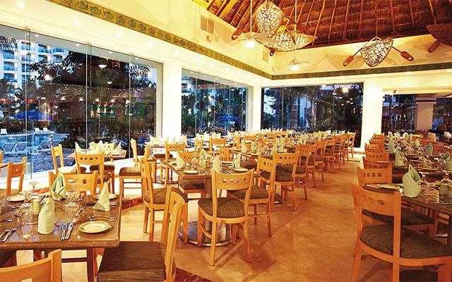 Hotel Grand Park Royal Cozumel All Inclusive, gastronomía de calidad