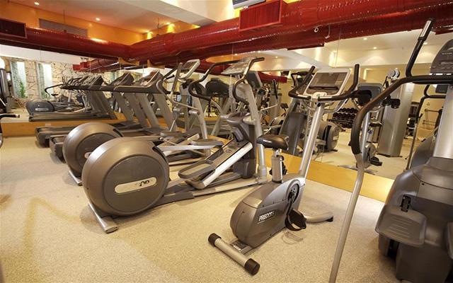 Hotel Grand Park Royal Cozumel All Inclusive, gimnasio bien equipado