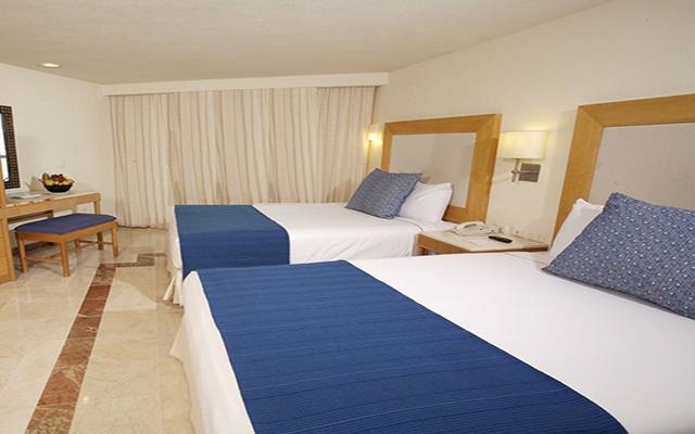 Hotel Grand Park Royal Cozumel All Inclusive, espacios diseñados para tu descanso