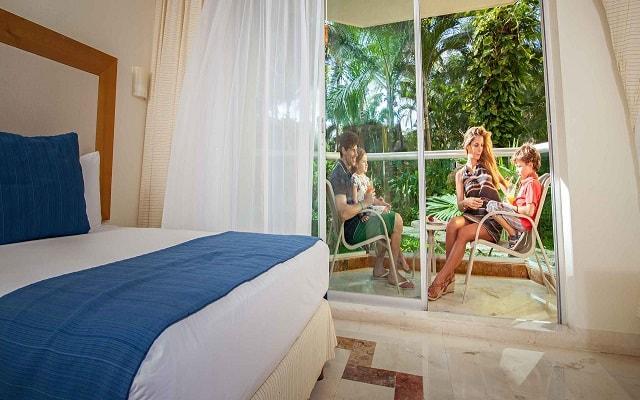 Hotel Grand Park Royal Cozumel All Inclusive, habitaciones bien equipadas