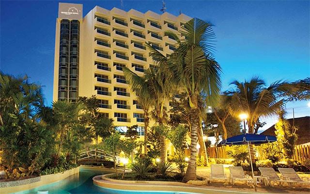 Hotel Grand Park Royal Cozumel All Inclusive, atención personalizada desde el inicio de tu estancia